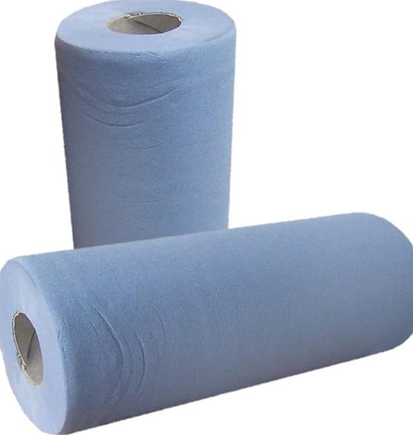 Hygiene Rolls 3 Ply BLUE 10'' X 18 6.525 0430