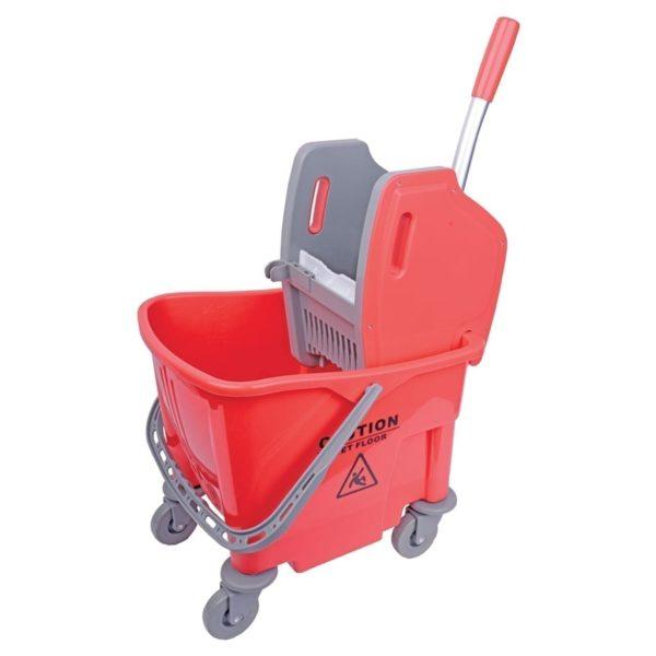 Buffalo Kentucky Mop Bucket RED 25LTR