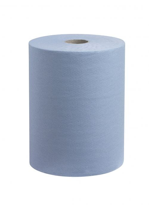 Northshore Hand Towel Roll BLUE 155M RT8167NS