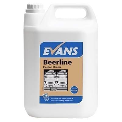 Evans Beerline Pipeline Cleaner 5LTR X 2
