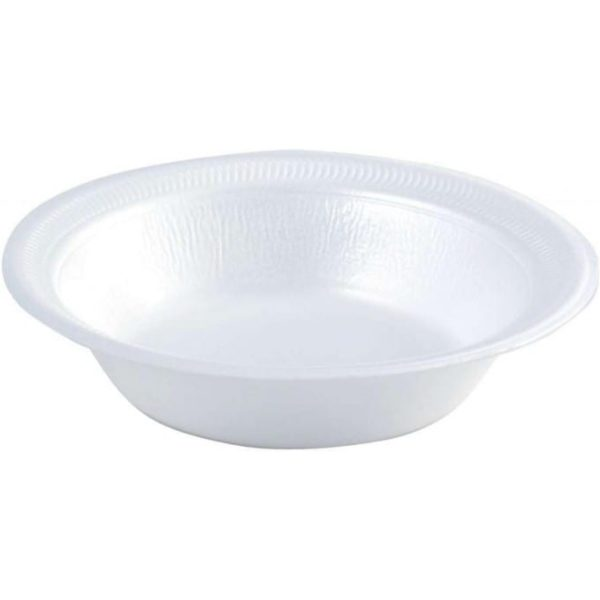 Trim bowl Polystyrene 8OZ X 600 TB1