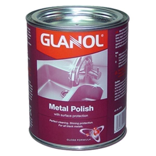 Glanol Metal Polish 1LTR