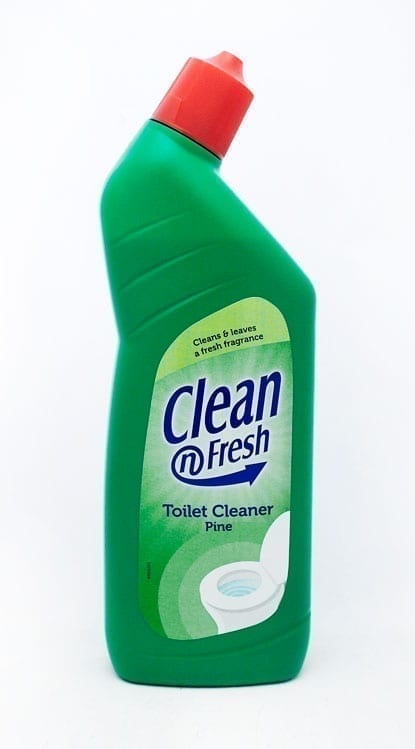 Clean And Fresh Toilet Cleaner Pine 750ML X 8
