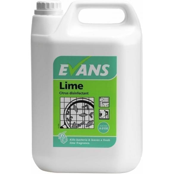 Evans Lime Disinfectant 5LTR