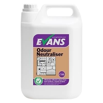 Evans Odour Neutraliser Eliminates Odours 5LTR