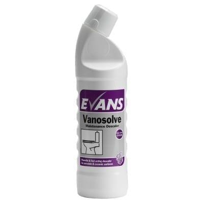 Evans Vanosolve Maintenance Descaler 1LTR X 6