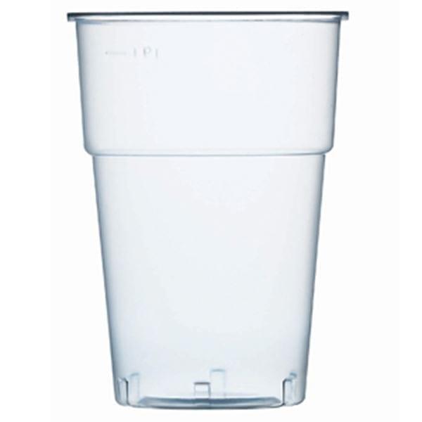 Disposable Pint Glasses 20OZ X 500 AD5 PV20