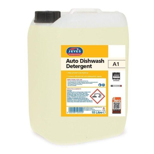 Jeyes Professional A1 Dishwasher Detergent Soft Water 10LTR