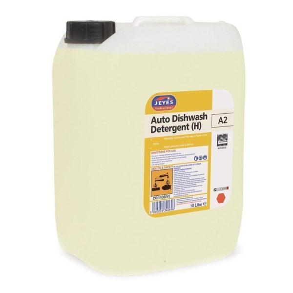 Jeyes Professional A2 Dishwash Detergent Hard Water 10LTR