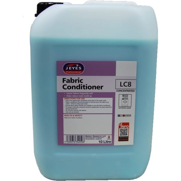 Jeyes Professional LC8 Fabric Conditionor10LTR