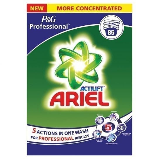 Ariel Laundry Liquid 5LTR
