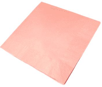 Napkin  SALMON MOUSSE (Peach) 2000 2ply 33Cm 20X100