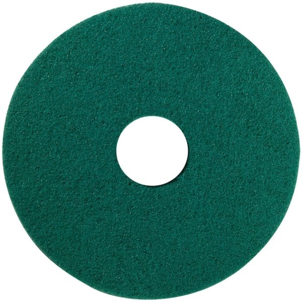 Floor Pads GREEN 17'' X 5