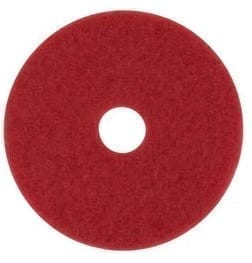 Maxima Standard Floor Pad RED 15''