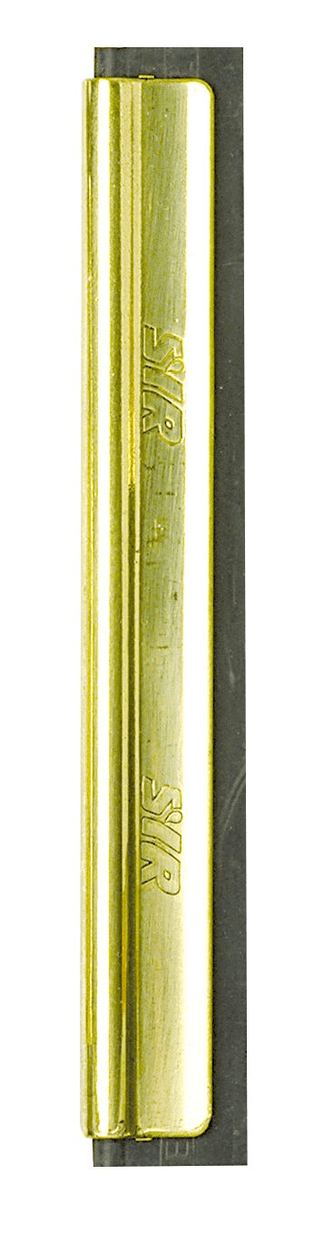 Unger Brass Channel & Rubber 6''
