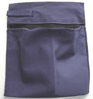 Single Window Cleaners Pocket With Zip