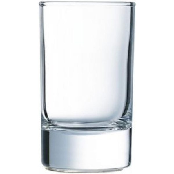 Plastic Shot Glass Crystal Touch 20Z 50 X 50