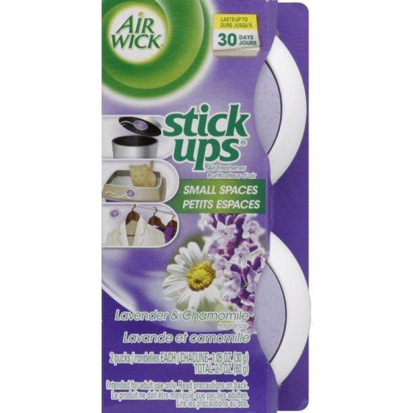 Airwick Stick Up Air Freshener  2 X 12