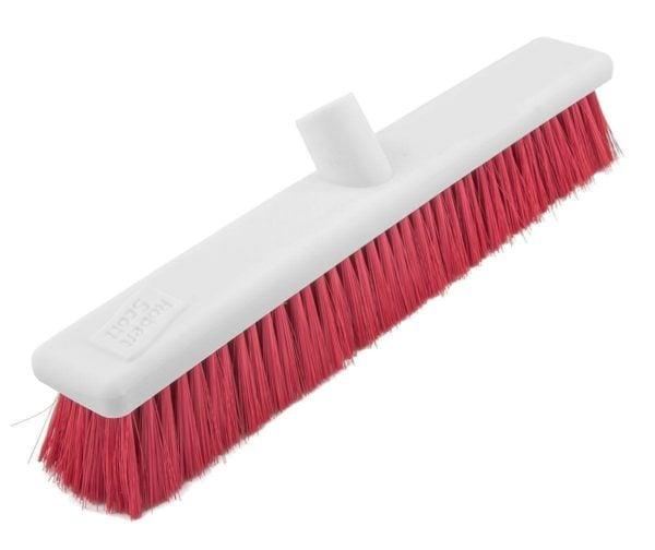 Washable Broom Soft RED 30CM (Screw)