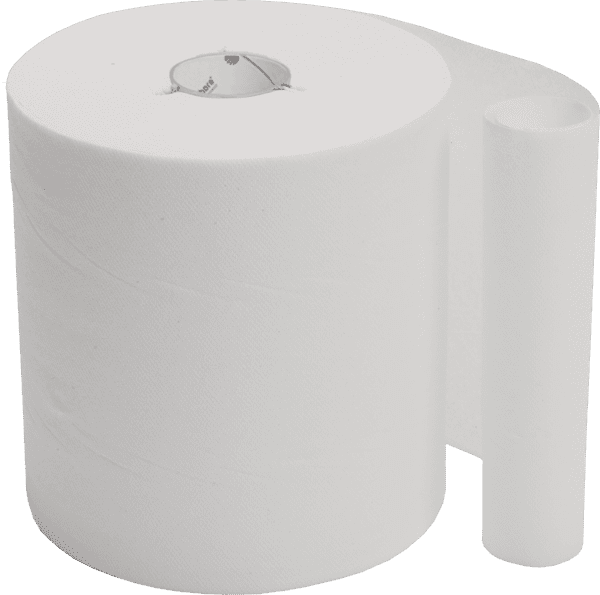Bay West 3190 SoftEco Hand Towel Roll WHITE 95MMx72M