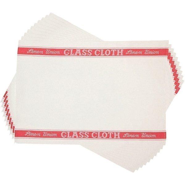 Linen Union Glass Cloth X 10