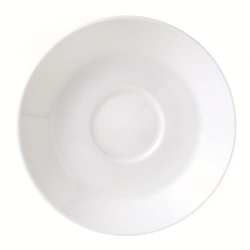 Saucer PURE WHITE 7'' X  6