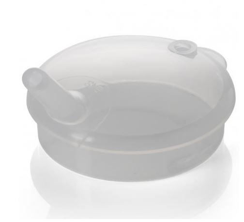 Warwick Sasco Feeder Beaker 4mm Wide Spout Lid