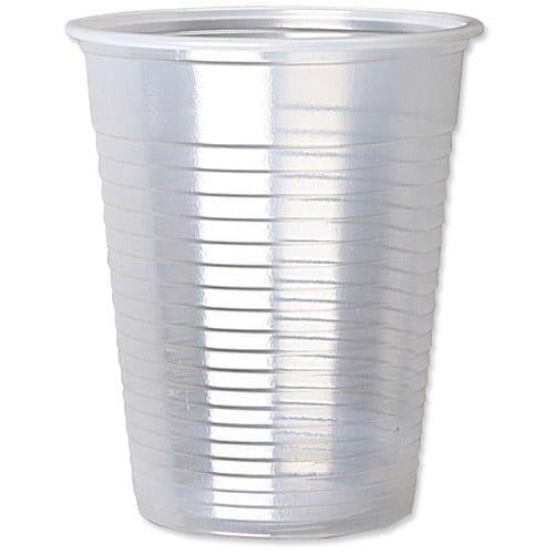 Squat Nupik Cups CLEAR Plastic 7OZ 20 X 100