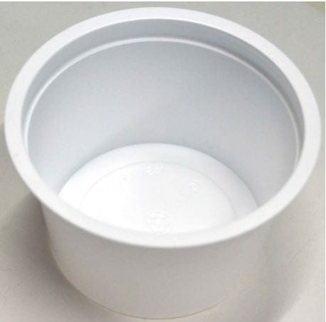 Denture Pots Pk 1x100 250ml
