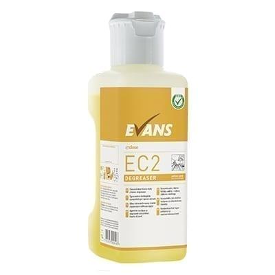 Evans EC2 Degreaser Heavy Duty Cleaner & Degreaser 1LTR