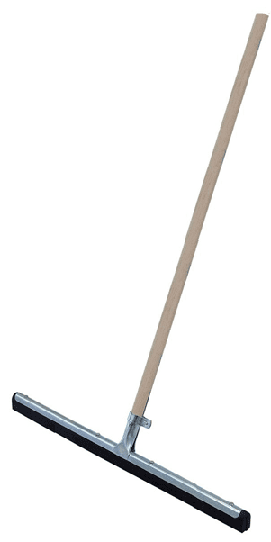 Floor Squeegee  Complete With 5Ft Shank 24''