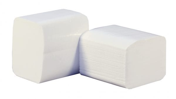 Bulk Pack Standard Toilet Tissue Sheets Standard WHITE 2 Ply 36 X 250 Sheets