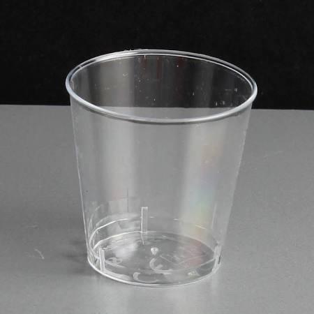 Disposable Shot Glasses Plastic 1OZ X 50