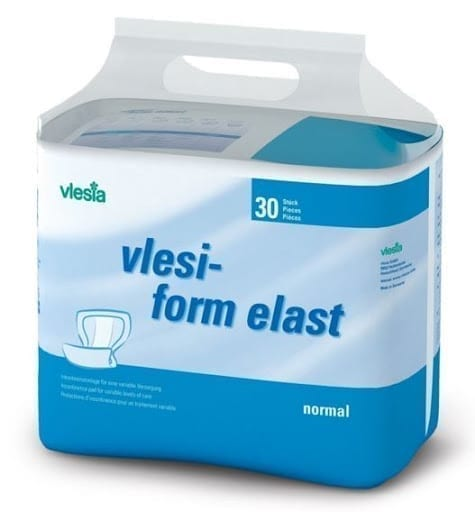 Form Elast Pads GREEN 35X69CM X 2300