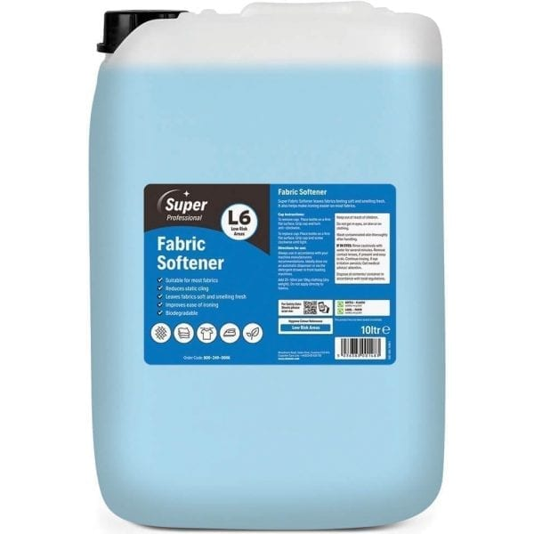 Laundry Conditioner BLUE 10Ltr