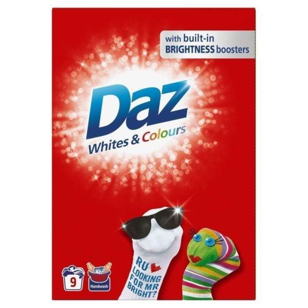 Daz Handwash Powder 9 Wash 96g X 8