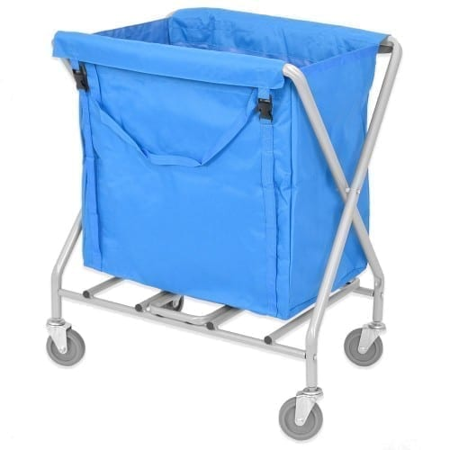 Laundry Sacks For Trolley BLUE