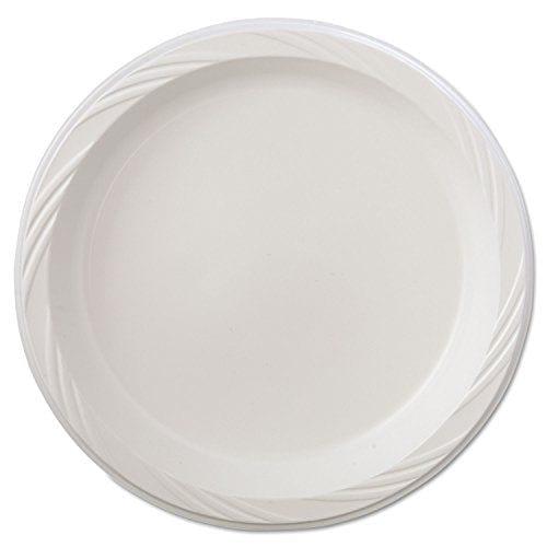 Chinet Plate Popular Choice  Plastic 6''  X  8
