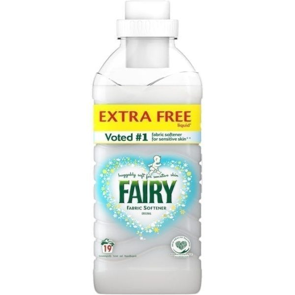 Fairy Fabric Conditioner Original 665ML X 8