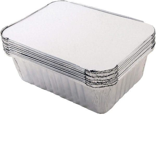 Superior Aluminium Containers Packed 1.5LTR 10 X 13