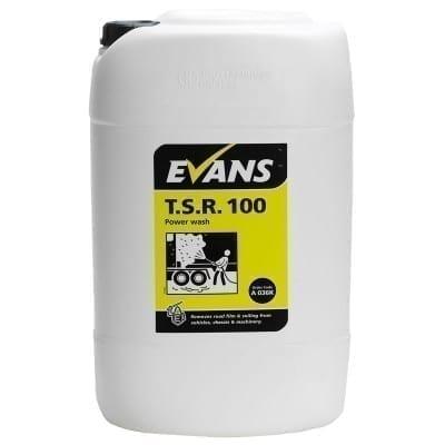 Evans T.S.R. 100Traffic Soil Remover25LTR