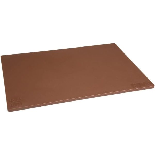 Chopping board BROWN 12x18x0.5