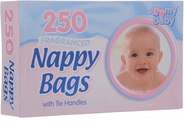 Nappy Sacks Baby 250 X 24