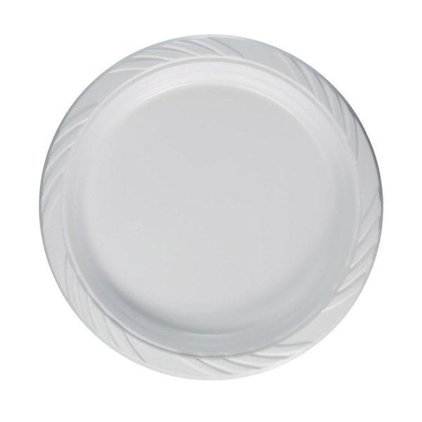 Plates Plastic 9''  X 20