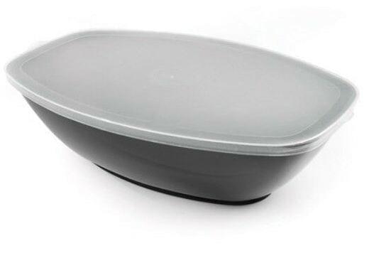 Salad Bowl Oval 1/2 gallon