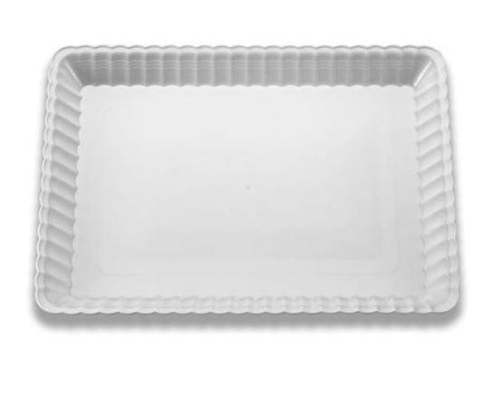 Reusable Plastic Tray 9 X 13''