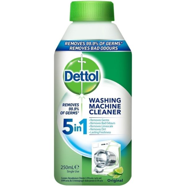 Dettol Washing Machine Cleaner 250ml X 6