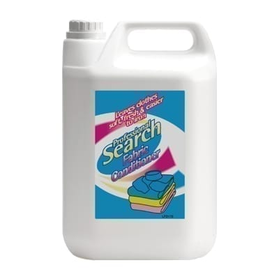 Evans Search Fabric Conditioner Leaves Fabric Soft and Fresh 5LTR