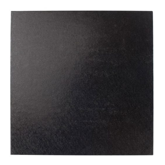 Square Cake Drums BLACK 10''