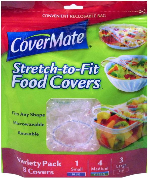 Covermate Food Covers Variety 12 X 6